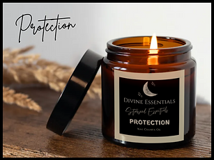 Protection Candles