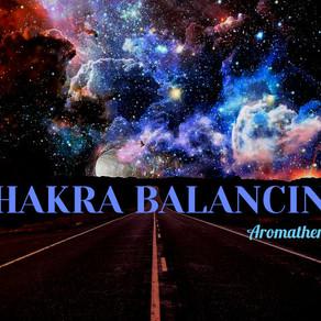 Balancing Chakras Aromatherapy Sprays & Anointing Oils