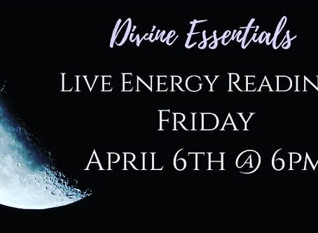 Free Live Readings!