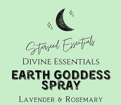 Earth Goddess Spray