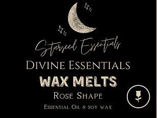 Rose Shaped Wax Melts