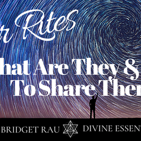 Star Rites 1 2 & 3