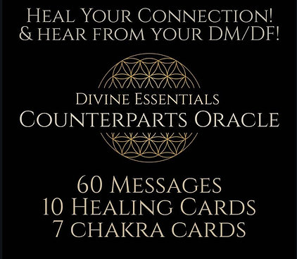 Counterparts Oracle Cards