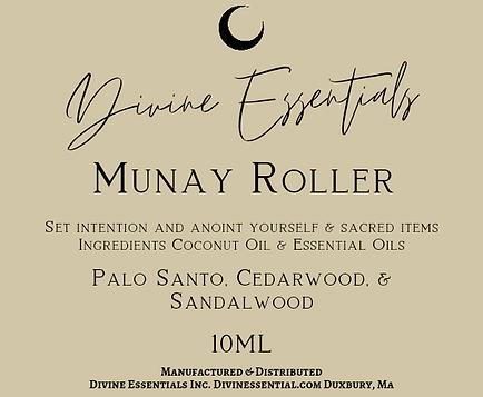 Munay Blend - Roll On