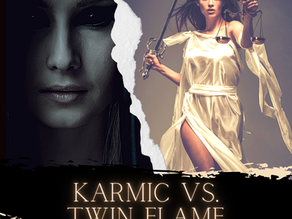 Karmic Vs. Twin Flame - How I Knew