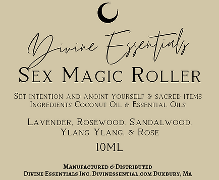 Sex Magic - Roll On