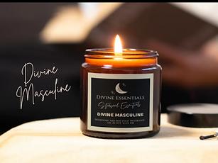 Divine Masculine Candle