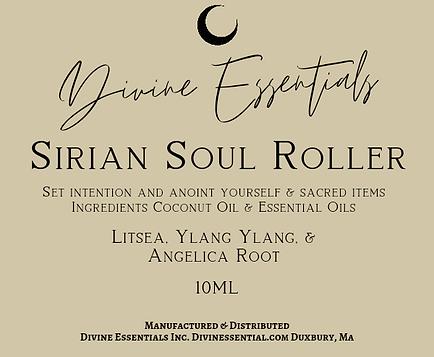Sirian Soul Roll On