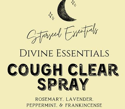 Cough Clear Spray