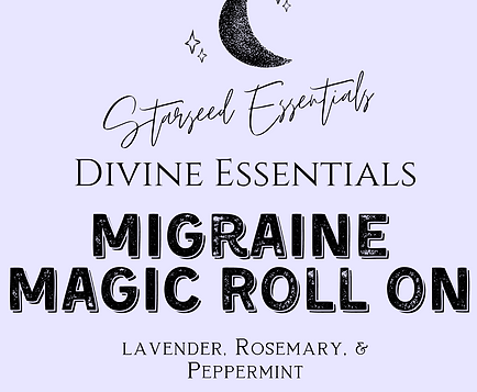 Migraine Magic Roll On