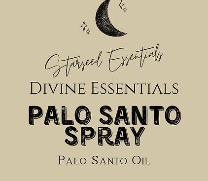Palo Santo Protection Spray