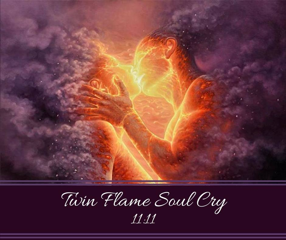Twin Flame Soul Cry meditation
