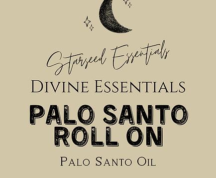 Palo Santo - Roll On