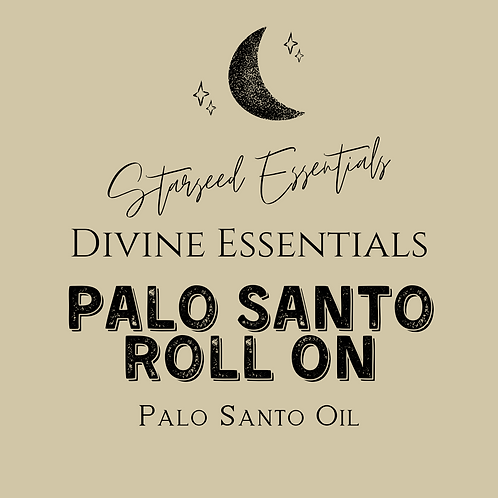 Palo Santo - Roll On