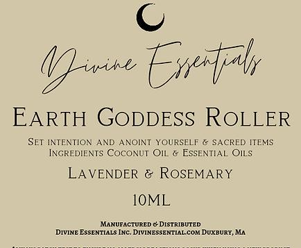 Earth Goddess  Roll On