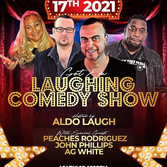 Friday September 17th 2021 Got em laughing Comedy Show At Acapulco Astoria