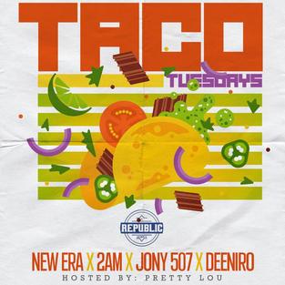 Taco Tuesdays @ Republic Astoria