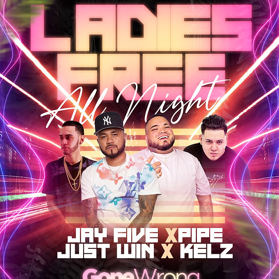 9/12/2021 Ladies Free All Night at Gone Wrong Astoria