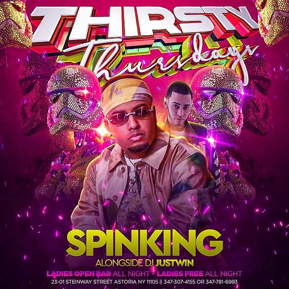 Thirsty Thursdays at Gone Wrong Astoria