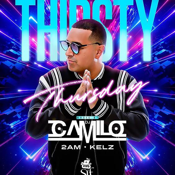 Thursday September 9th 2021 Dj Camilo At Sif Lounge
