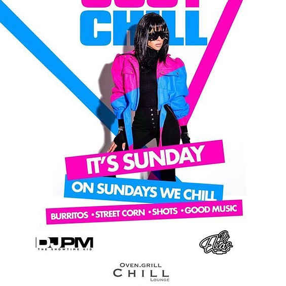 On Sundays we Chill at Chill Lounge