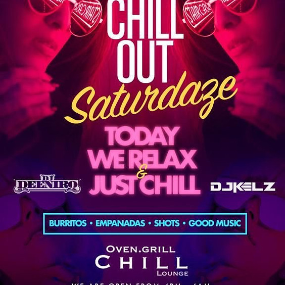Chill Out Saturdays at Chill Lounge