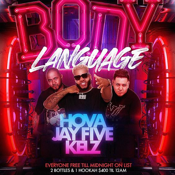 9/3/2021 Body Language @Acapulco Astoria