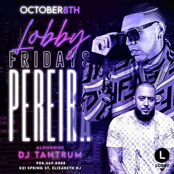 Lobby Fridays at Lobby NJ
