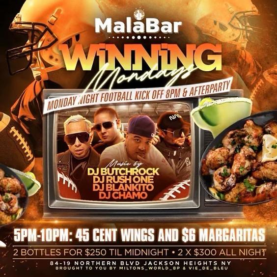 9/13/2021 Mala Bar Mondays