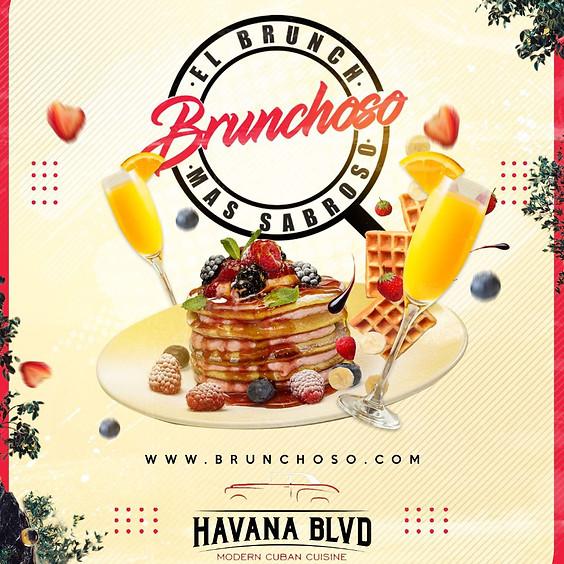 Sunday September 12th 2021 Brunchoso At Havana Blvd