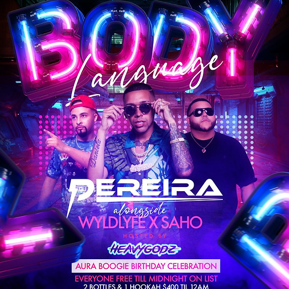 9/10/2021 Body Language Fridays at Acapulco Astoria
