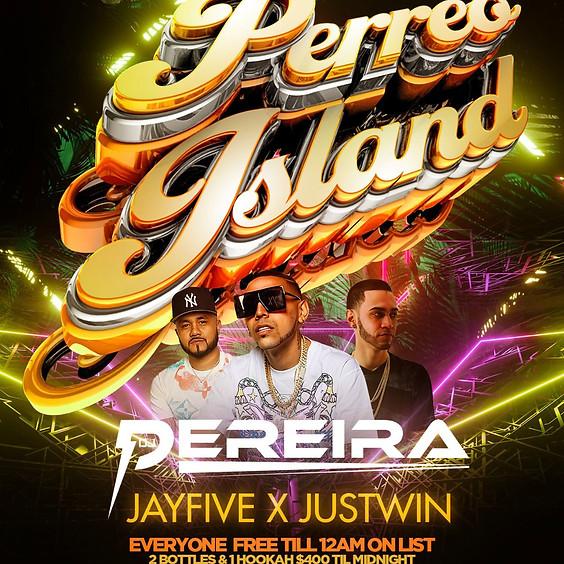 Perreo Island Wednesday At Acapulco Astoria