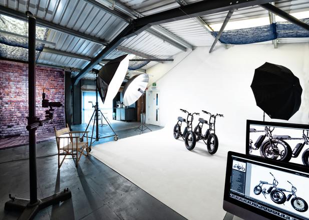 Dorset Photo Studio with two Bikes.jpg