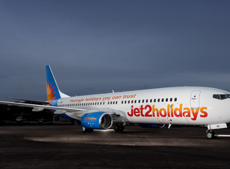 Jet 2 Holidays get their 100th brand new 757. It was my job to document the process.