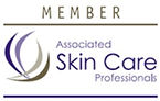 Member ofAssocited Skin Care Professionals