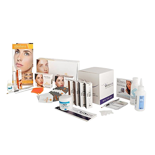 Elleebana 15 Lifts Lash Lift Kit & Belmacil Tint Kit