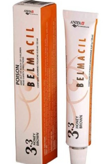 Belmacil No. 3.3 Honey Brown Tint