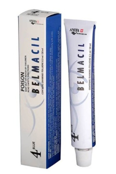 Belmacil No. 4 Blue Tint