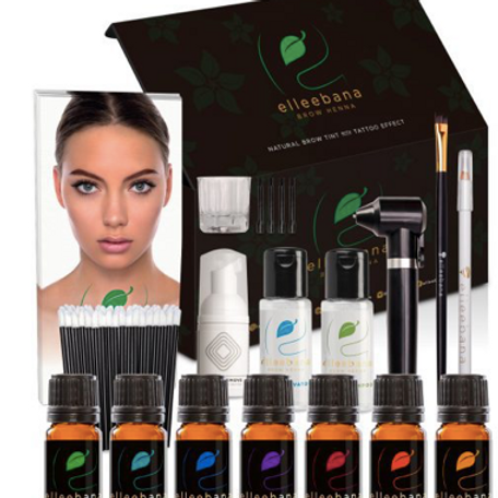 Complete Brow Henna Kit