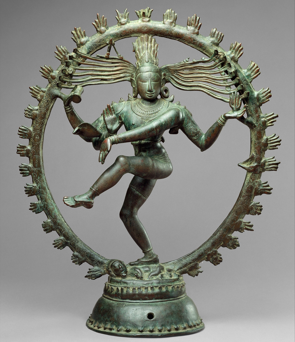Shiva, Lord of the Dance.  Part of the Qwiz5 series by Qwiz Quizbowl Camp, written to help quiz bowl teams power more tossups!