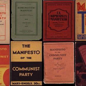 Qwiz5 Quizbowl Essentials - The Communist Manifesto