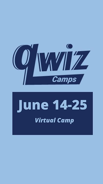 Qwiz Camp (Virtual Camp)