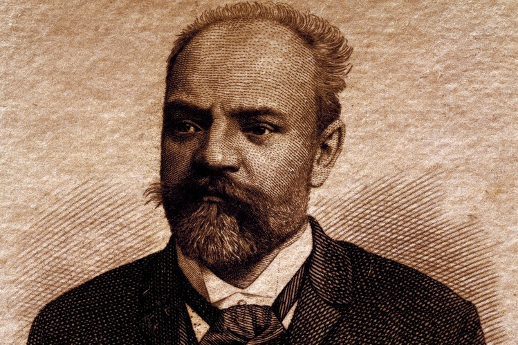 "Czech composer Antonin Dvorak (""From the New World Symphony"", ""Slavonic Dances""). Part of the Qwiz5 series by Qwiz Quizbowl Camp, written to help quiz bowl teams power more tossups!"