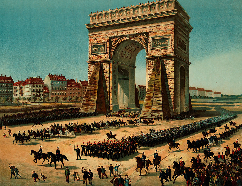 The Franco-Prussian War.  Part of the Qwiz5 series by Qwiz Quizbowl Camp, written to help quiz bowl teams power more tossups!