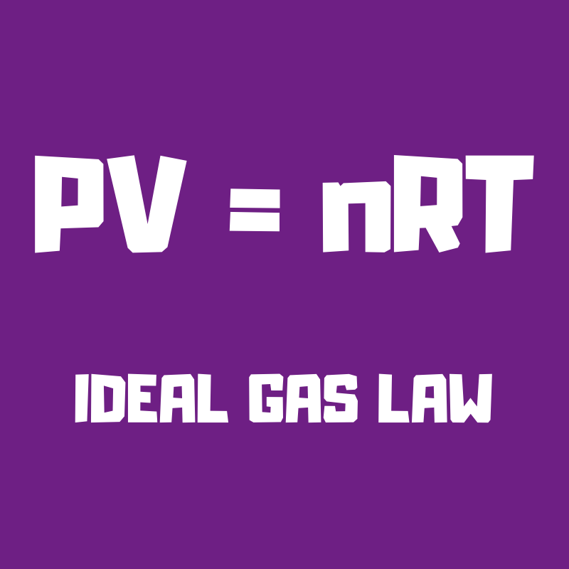 The Ideal Gas Law.  Part of the Qwiz5 series by Qwiz Quizbowl Camp, written to help quiz bowl teams power more tossups!
