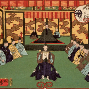 Qwiz5 Quizbowl Essentials - The Tokugawa Shogunate