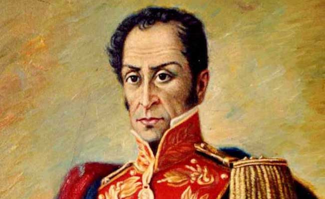 A painting of Latin American revolutionary Simon Bolivar.  Part of the Qwiz5 series by Qwiz Quizbowl Camp, written to help quiz bowl teams power more tossups!