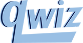 logo for qwiz quizbowl buzzer camp for quiz bowl players