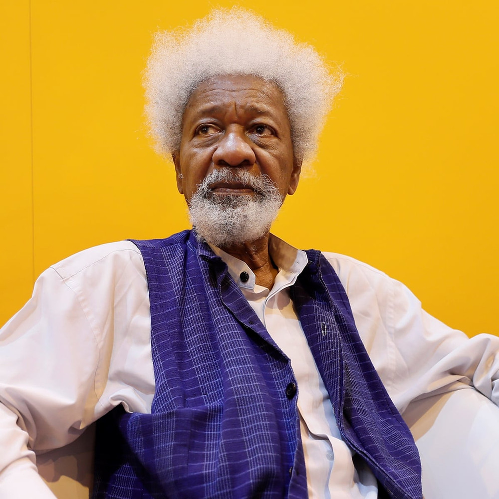 Nigerian writer Wole Soyinka.  Part of the Qwiz5 series by Qwiz Quizbowl Camp, written to help quiz bowl teams power more tossups!