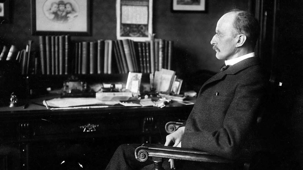 German Physicist Max Planck. Part of the Qwiz5 series by Qwiz Quizbowl Camp, written to help quiz bowl teams power more tossups!